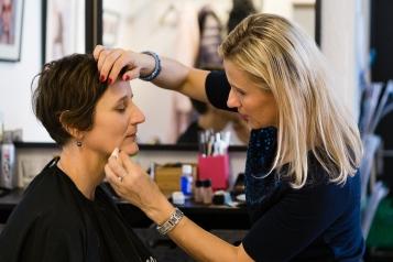 Foto, -Business Make-Up im Foto Studio bei André Urech Fotografie, Baden